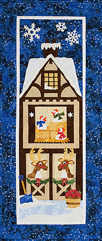 The Holiday Ladies Sweet Season Quilts