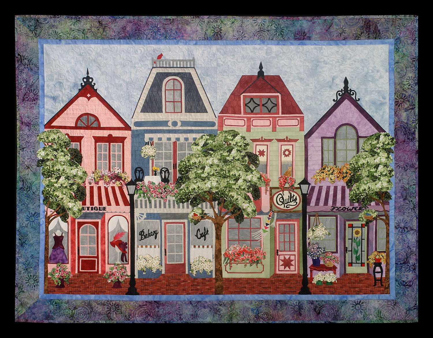 Painted Ladies Sweet Season Quilts