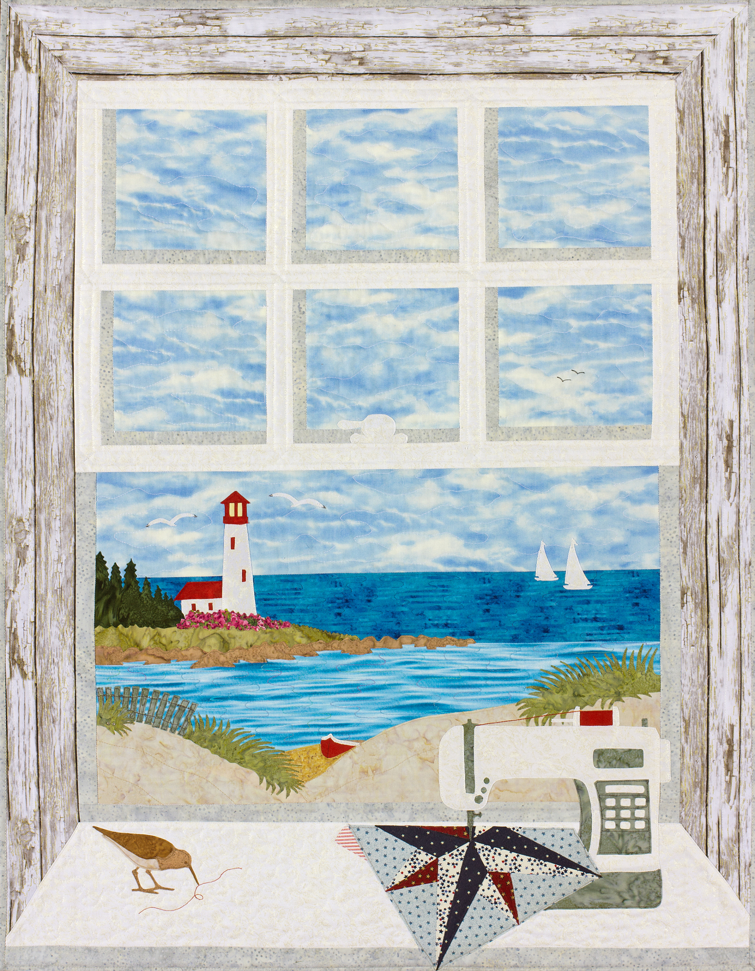 Sewing By The Sea Sweet Season Quilts