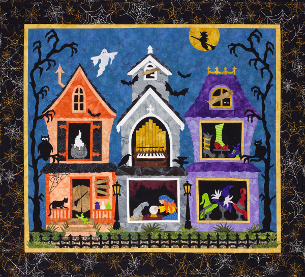 The Witchy Ladies Sweet Season Quilts