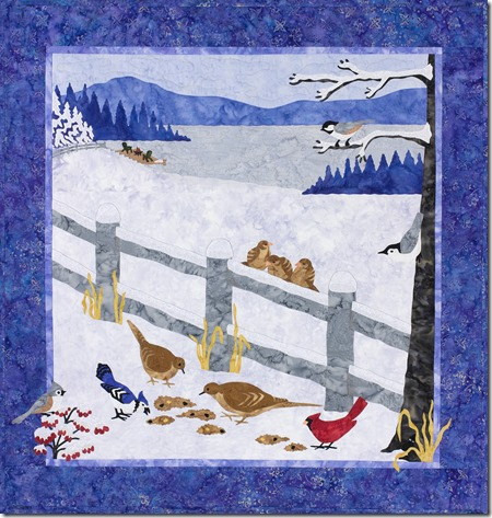 #63 Snow Birds #2